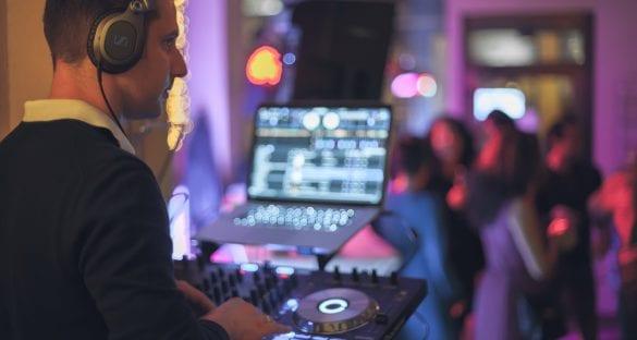 Event DJ Toni Pec